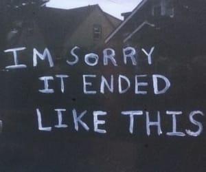 sad and sorry image