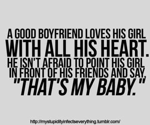 love, quote, and boyfriend image