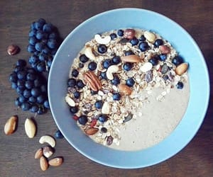 bowl, breakfast, and delicious image