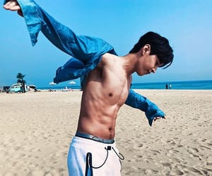 abs, aesthetic, and kpop image