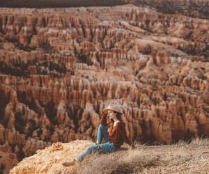 adventure, canyon, and autumn image
