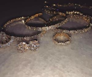 glam, chic, and diamond image