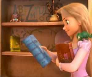 books, disney, and disney movies image