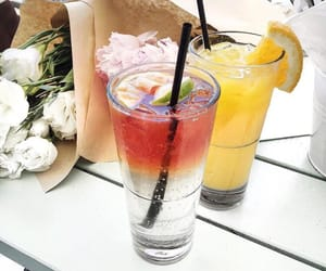 yummy, cocktail, and drink image