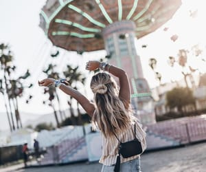 coachella, beauty, and california image