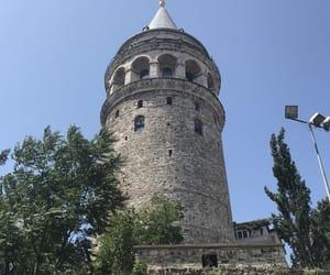 arc, galata, and istanbul image