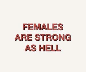female, feminism, and girl image