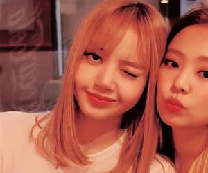 lisa, jennie, and kpop image