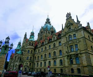 architecture, hannover, and hanover image