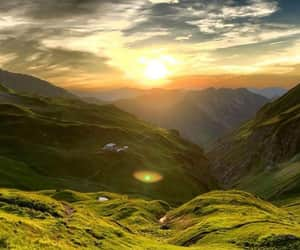 Alps, landscape, and nature image
