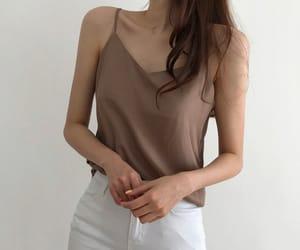 blouse, white, and clothing image