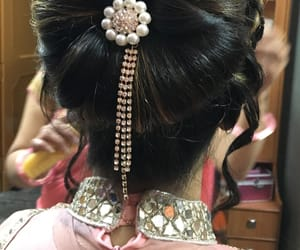 accessories, curl, and hair accessories image