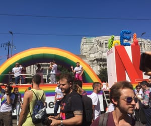 gay pride, italy, and netflix image