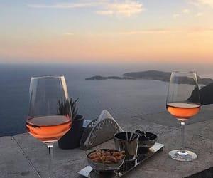 alcohol, beautiful, and ocean image
