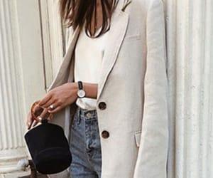 blazer, fashion, and watch image