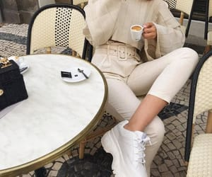 cafe, chill, and coffee image