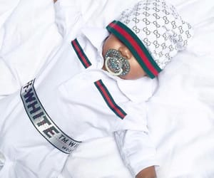 baby, gucci, and style image