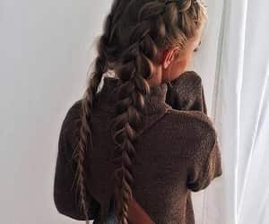 Easy, hair, and simple image