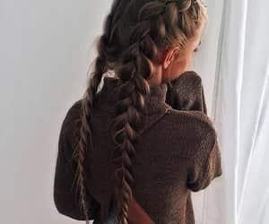 article, braid, and hair braid image