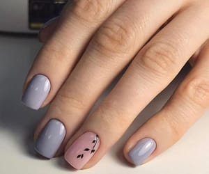 nails, style, and chic image