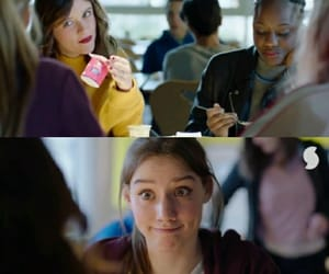 emma, lunch, and skam france image
