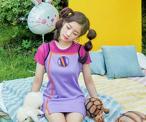 beauty, boho, and dahyun image