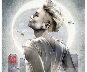 cards, drawings, and Jonghyun image
