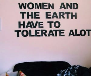 quotes, woman, and earth image