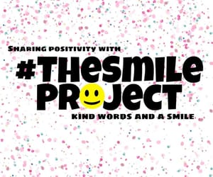 article, project, and happiness image