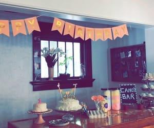 baby, birthday, and decor image