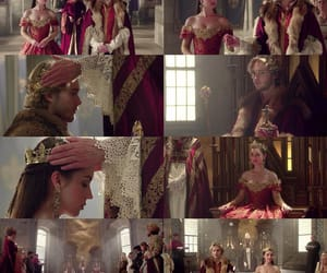 mary stuart, toby regbo, and reign image