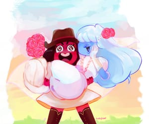 fusion, ruby, and sapphire image
