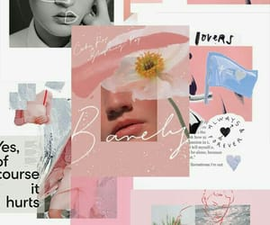 pinterest, peach, and white image