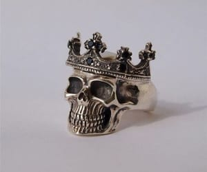 aesthetic, king, and ring image