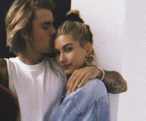 couple and justin bieber image