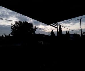 morning, scenery, and sunrise image