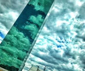 azul, paisaje, and vista image