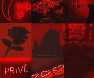 random, red, and lockzcreen image