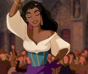 disney, esmeralda, and hunchback of notre dame image