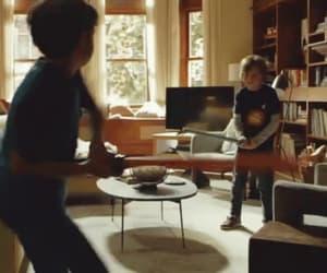 gif, kid, and lightsaber image