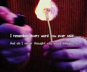 broken heart, burn, and fire image