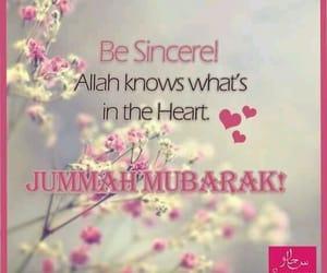 jummah and الله image