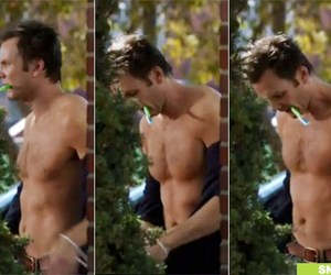shirtless and joel mchale image