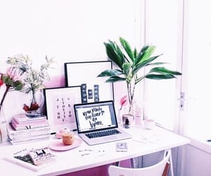 pink, bright, and indie image