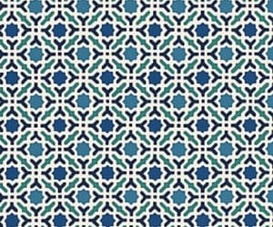 geometric, mosaic, and greek image