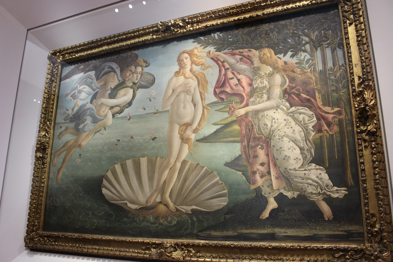 art, botticelli, and florence image