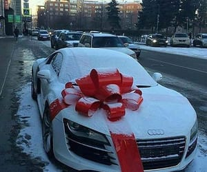 car, gift, and audi image