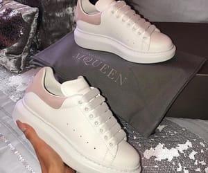 sneakers, alexander, and mcqueen image