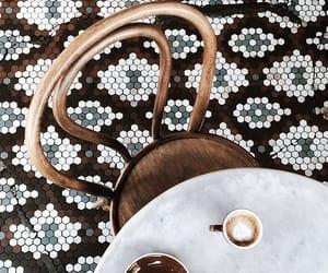 coffee, design, and interior image