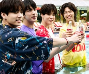 idol, rm, and bts image